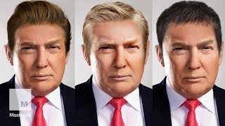 9 Hairstyles Donald Trump Should Try if He Wants to be Taken Seriously | Mashable News