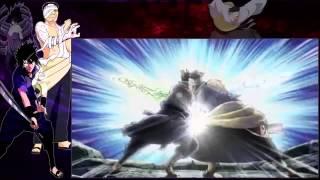 Sasuke vs Danzo Sub Español