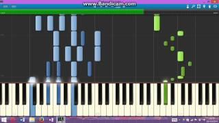 LiSA-シルシ FULL piano (Sword Art Online ED)