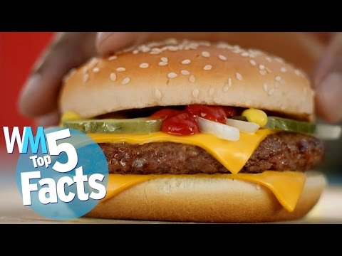Top 5 Disgusting Facts about McDonald s