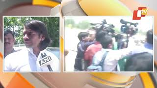 Tej Pratap's reaction after his bodyguard assaulting photographer goes viral