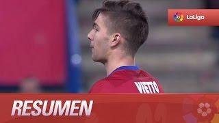 Resumen de Atlético de Madrid (3-0) Real Sociedad