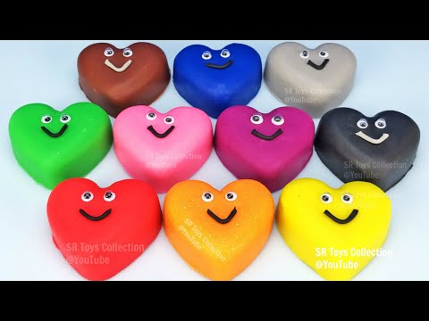 Xxx Mp4 Play Doh Hearts And Cookie Cutters Molds Learn Colors For Kids 3gp Sex