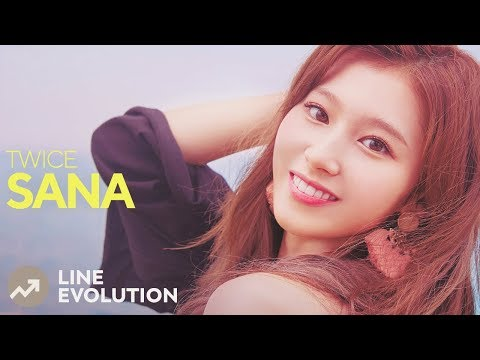 TWICE - SANA (Line Evolution) • JUL2018