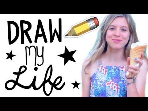 Draw My Life MiniLucie13