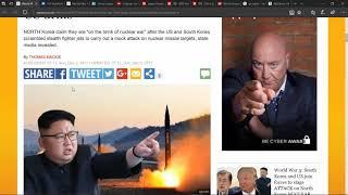 CLOSER THAN EVER TO NUCLEAR WAR