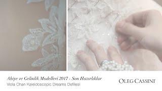"""Viola Chan """"Kaleidoscopic Dreams"""" Defilesi İçin Son Hazırlıklar Yapılıyor!"""