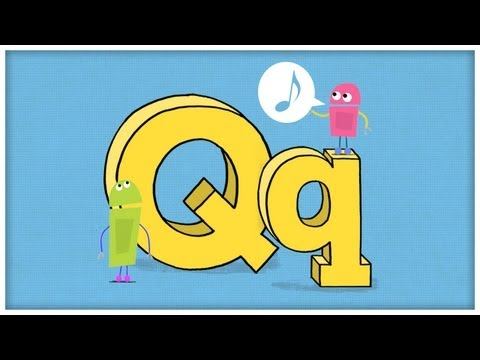 ABC Song: The Letter Q,