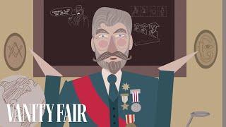 Meet The Commander, Vanity Fair's Cultural Guru - Vanity Code