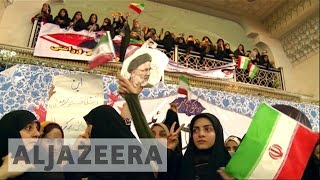 Iran election: Incumbent president Rouhani faces ultimate test