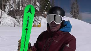 Best 2018 Skis - Atomic Redster X9