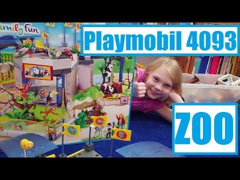 Xxx Mp4 Playmobil 4093 ZOO Testování Hraček Máma V Německu 3gp Sex