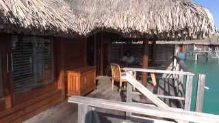 World's Best Hotel - Four Seasons Bora Bora