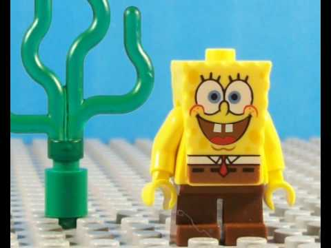 Lego Spongebob Animated Short