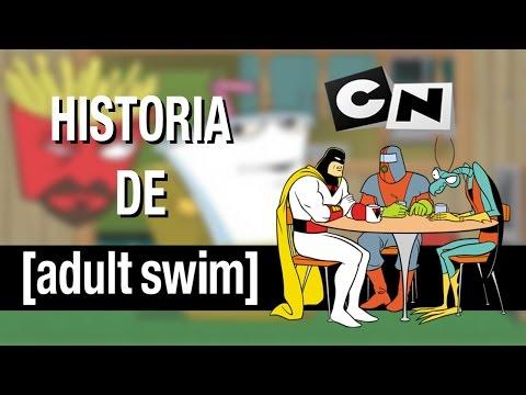 Xxx Mp4 LA HISTORIA DE ADULT SWIM Cartoon Network CN 3gp Sex