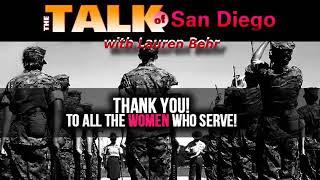 American talk show The Talk Of San Diego
