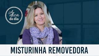 MISTURINHA REMOVEDORA DIY LIMPEZA EM CASA | A DICA DO DIA COM FLÁVIA FERRARI