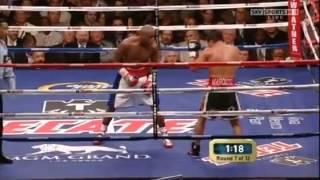 Floyd Mayweather Jr vs Juan Manuel Marquez (Full Fight)