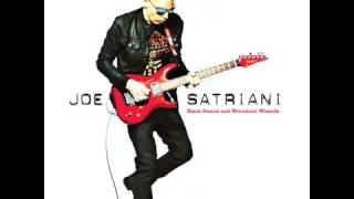Joe Satriani - black swans and wormhole wizards (full album)