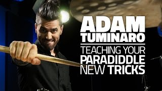 Teaching Your Paradiddle New Tricks - Drum Lesson