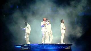 Backstreet Boys 10,000 Promises LIVE at NKOTBSB Show