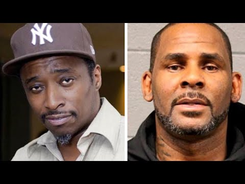 Eddie Griffin GETS Raw On The Media & The POWERS That Control It Why R Kelly is A Distraction