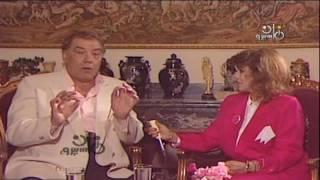 """دردشة: سهير شلبي تحاور الملك """"فريد شوقي"""""""