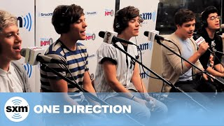 """One Direction """"What Makes You Beautiful"""" Live @ SiriusXM // Hits 1"""