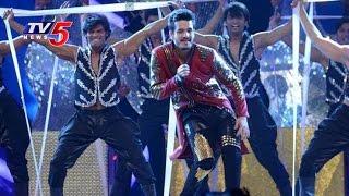 Akhil Akkineni Dance Performance in Charity Concert Live Show | USA | TV5 News