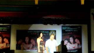 katya santos live in lugait tourism month 2010 49th foundation day