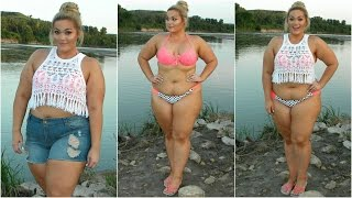 The Curvy Diaries: Summer Beach Day   Plus-Size OOTD