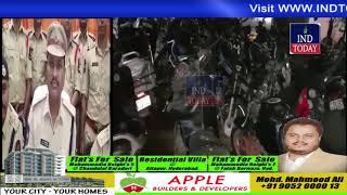 Kulsumpura Police takes eight persons into custody
