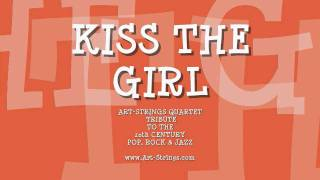Great Bridal Music - Kiss The Girl | Art-Strings Ensembles of NYC