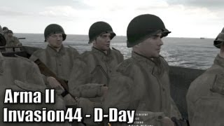 Arma II - Débarquement du 6 Juin 1944 sur Invasion44
