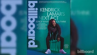 Kendrick Lamar: The Billboard Cover Shoot