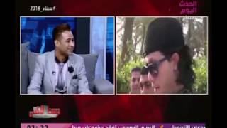 بالفيديو| هاني شاكر يعنف محمد عبد السلام عازف الأورج الشهير لهذا السبب