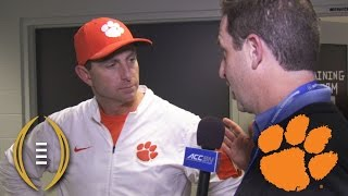 "Dabo Swinney Says ""We"