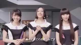Perfume 2013 Pure Gummy ピュレグミ Special movie