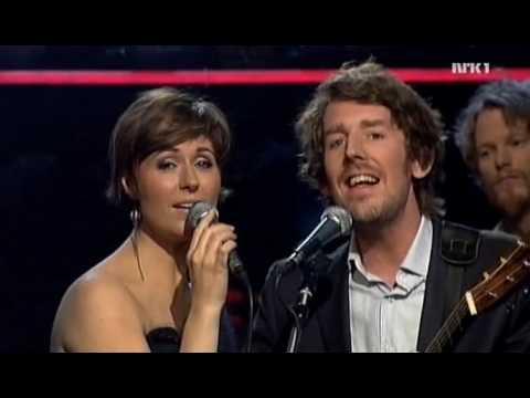 Sissel Kyrkjebø og Odd Nordstoga - Upp gläd er alla (Skavlan, 2009)