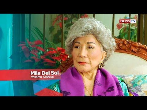 Aktres na si Mila del Sol, sasalang sa hot seat ng
