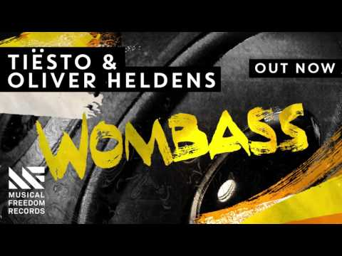 Tiësto & Oliver Heldens - Wombass [OUT NOW]