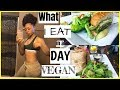 Download Video Download VEGAN: WHAT I EAT IN A DAY   HOW TO GET LEAN (2018) 3GP MP4 FLV