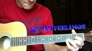 Mixed Feelings-Jackson Gordon (Guitar Cover)