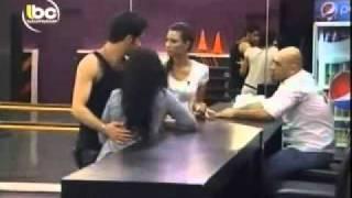 مشكلة بين ليان و سارة بسبب تصويت ليان لـ احمد