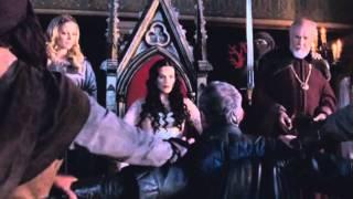 Merlin 3x12 - Uther il tradimento & Morgana  l'incoronamento