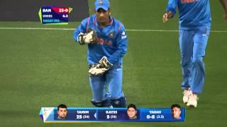 QF 2: IND vs BAN: India beat Bangladesh, reach semis. Watch ICC World Cup on starsports.com