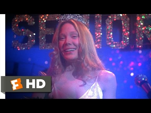 Carrie 7 12 Movie CLIP Prom Queen 1976 HD
