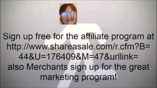 My Youtube videos - ShareASale Affiliate & Marketing Program