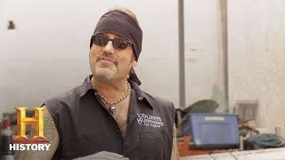 Counting Cars: Danny Bought a Lemon | History