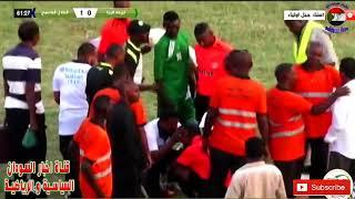 اهداف مباراة الهلال و تريعة البجا 1-0 كاملة عمار الدمازين اليوم 26-9-2017  الدوري السوداني الممتاز
